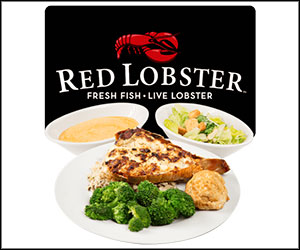 FREE Dinner At Red Lobster