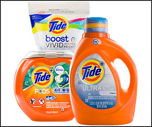 Get FREE Samples of Tide Plus